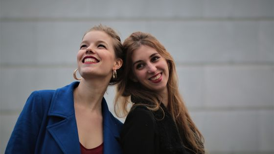 Fiona Mcgown et Célia Oneto Bensaid