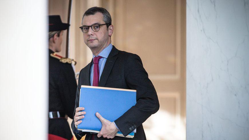 Le secrétaire général de l'Élysée, Alexis Kohler est visé depuis un an par une enquête du parquet national financier