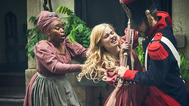 """""""Les Misérables"""", Episode 6, mini-série de la BBC (2018)"""
