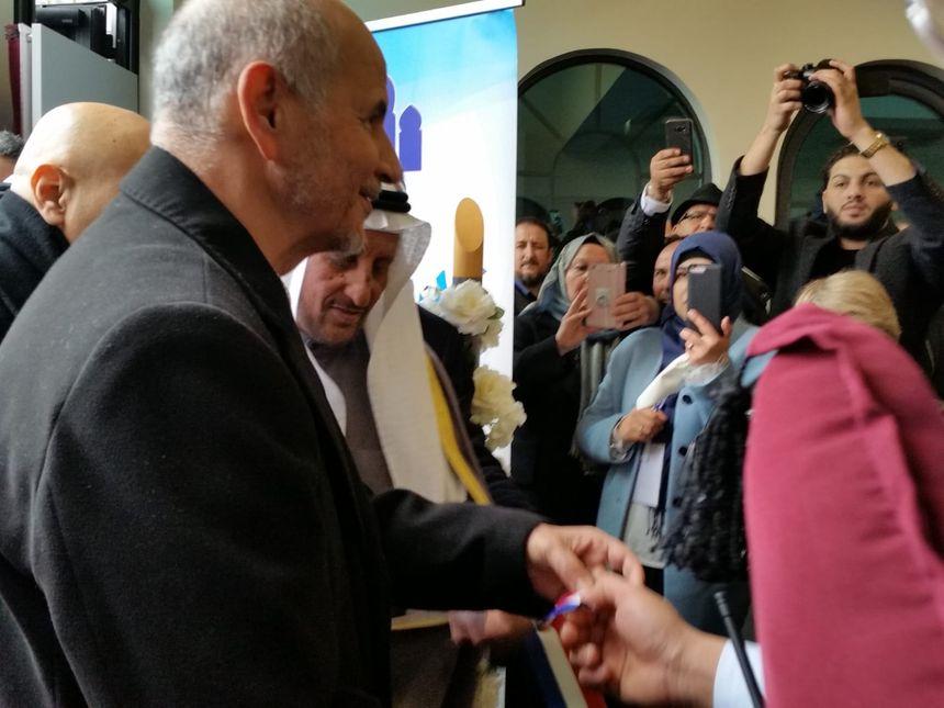Le président des musulmans de France