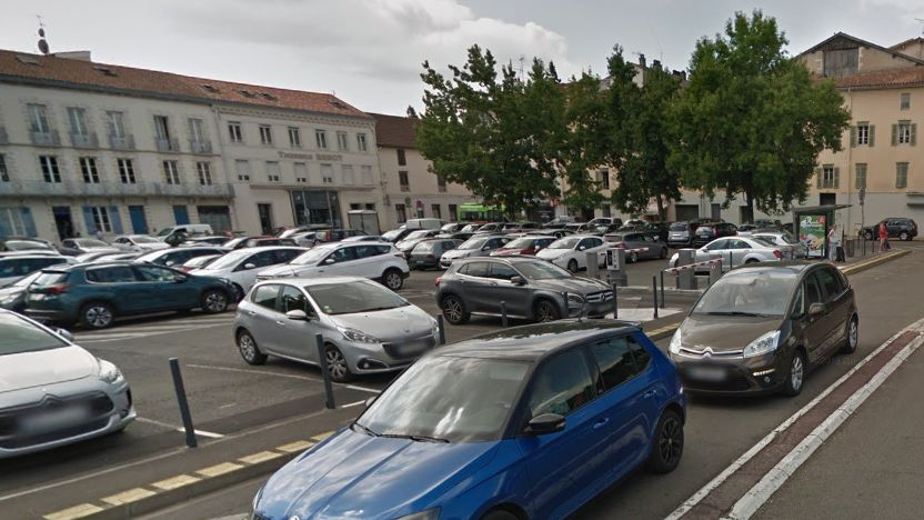 Le parking Chamoine Bordes sera gratuit le samedi après-midi.