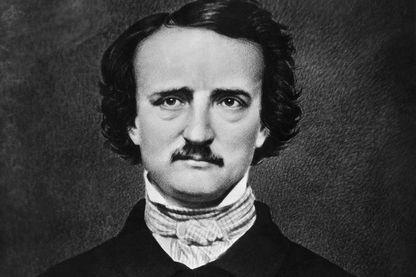 Portrait d'Edgar Allan Poe