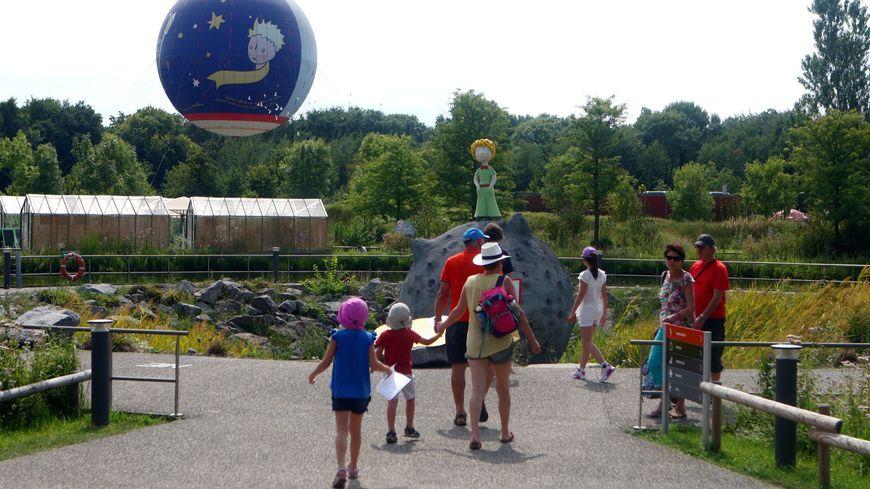 Le parc du Petit Prince à Ungersheim