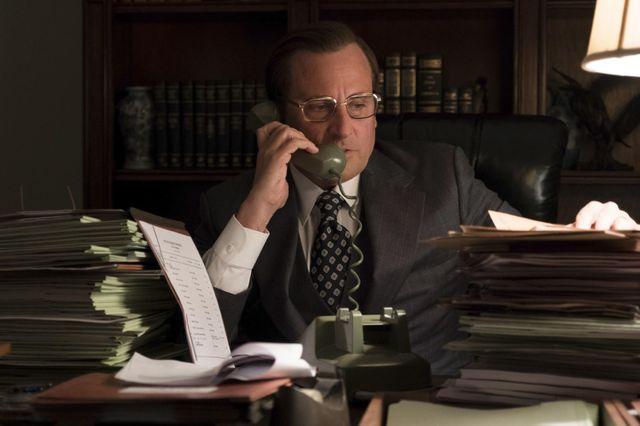 Steve Carell est ici Donald Rumsfeld