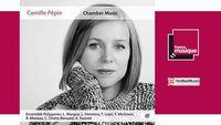 La compositrice Camille Pépin, l'art de la fougue - Parution d'un album monographique chez NoMadMusic