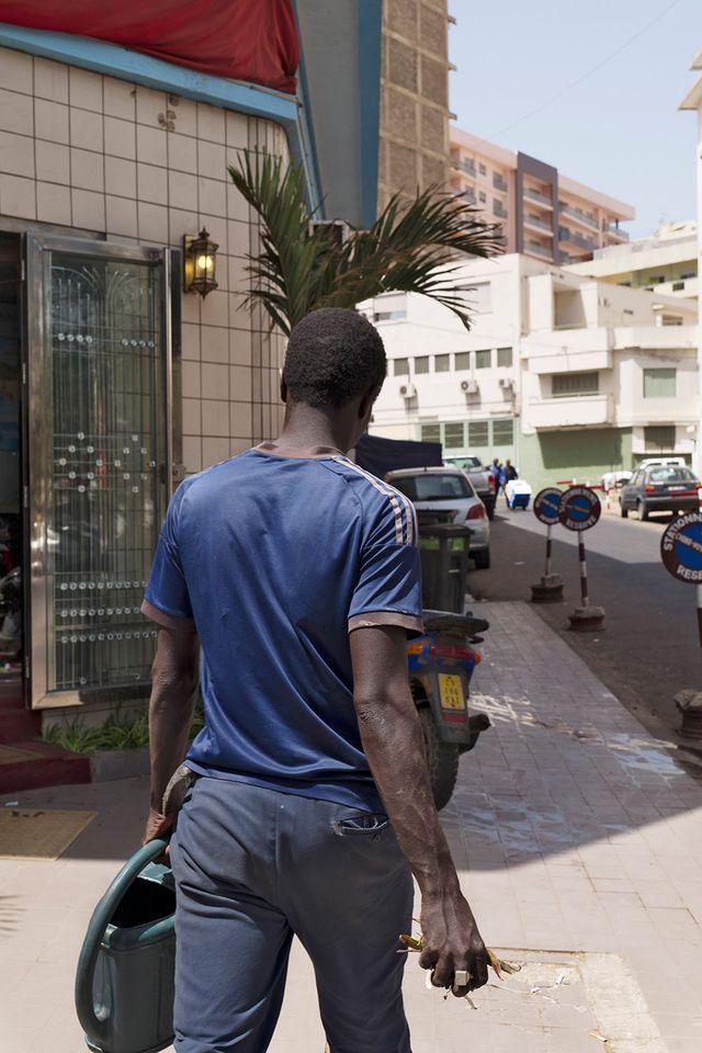 Rue du Dr Theze, Dakar, Sénégal, 2017