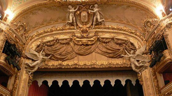 La salle Favart, Opéra-Comique
