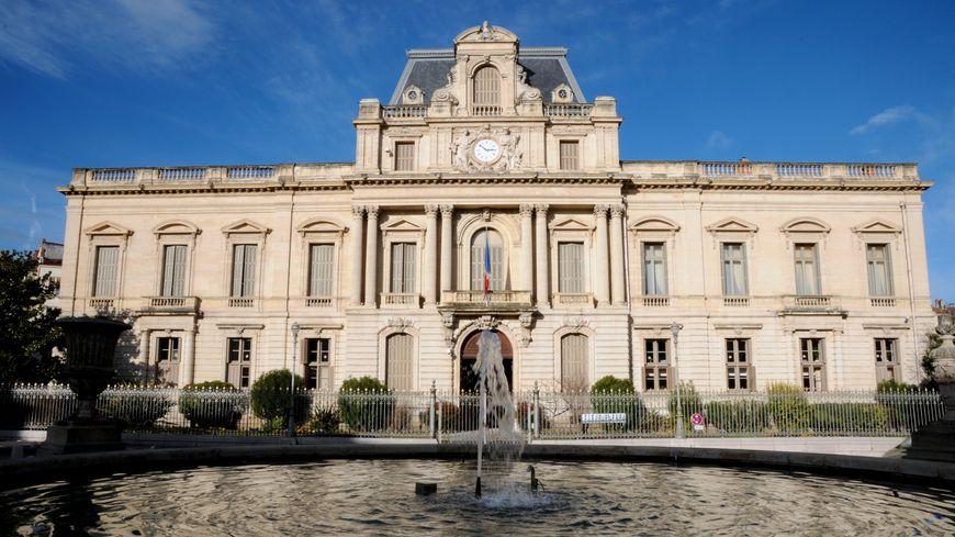 La Préfecture de l'Hérault à Montpellier (Hérault)