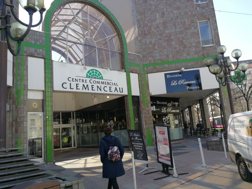 Le centre commercial du quartier attirait des clients au delà de notre région avant l'avènement de la Toison d'Or