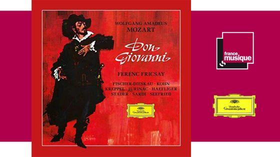 Mozart : Don Giovanni - Ference Fricsay