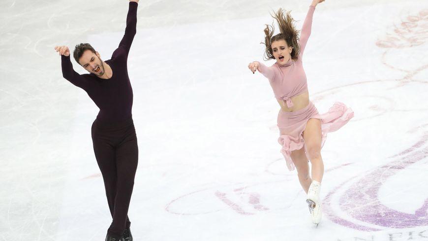 Le couple Cizeron - Papadakis vise un quatrième sacre mondial