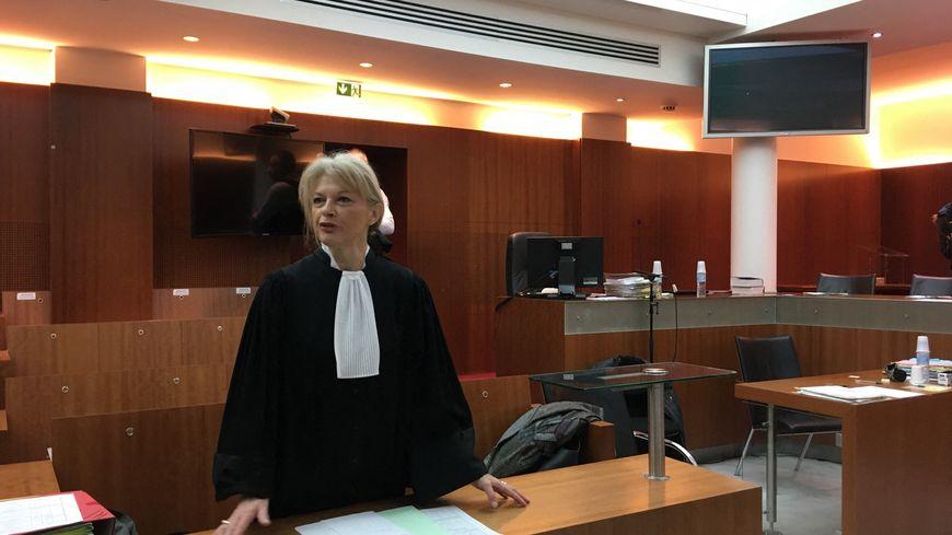 Me Boh-Petit, avocate de Chantal Beining
