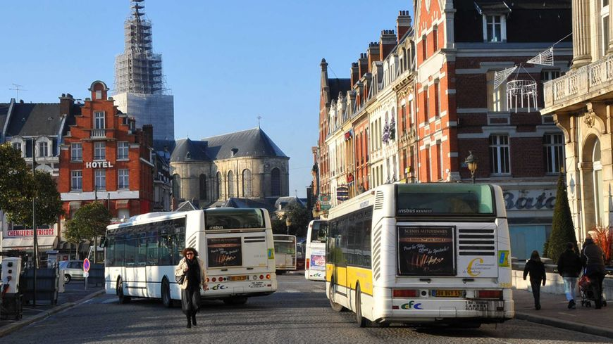 Bus TUC, photo d'illustration
