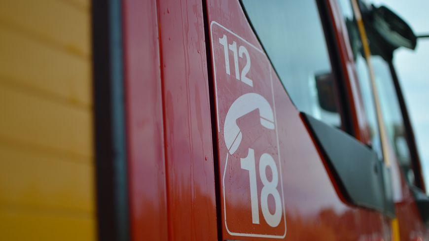 Photo d'illustration, camion de pompiers.