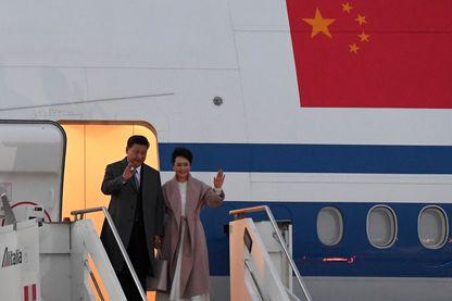 Le numéro un chinois Xi Jinping et son épouse arrivent à Rome jeudi 21 mars, au début d'une tournée en Europe qui les conduira ensuite à Monaco, puis en France.