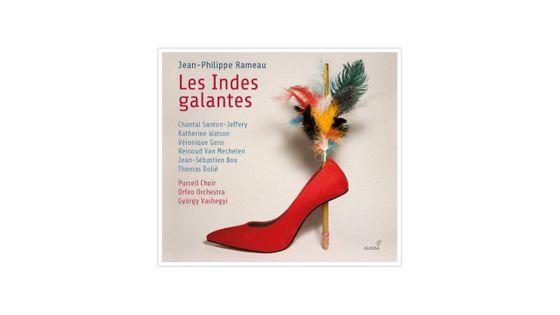 Jean-Philippe Rameau Les Indes galantes GLOSSA