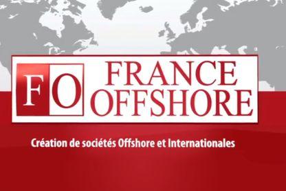 Capture d'écran d'une vidéo de promotion d'une société qui proposait des services offshore d'optimisation fiscale.