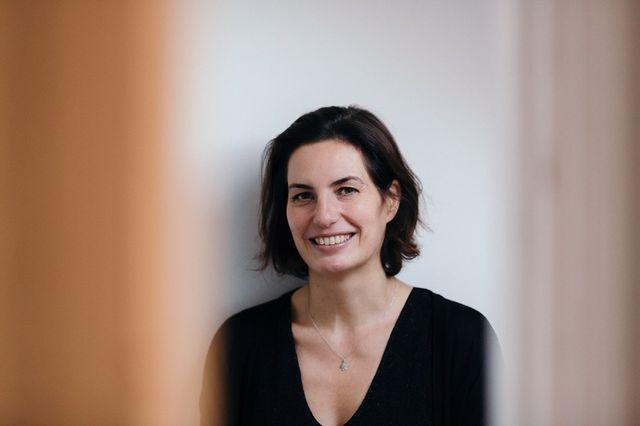 L'auteur, Estelle Gapp