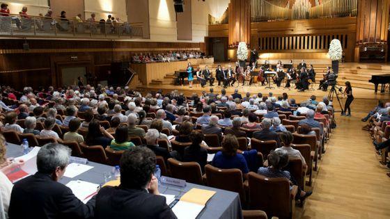 Edition 2015 du Concours Reine Elisabeth, dédiée au violon