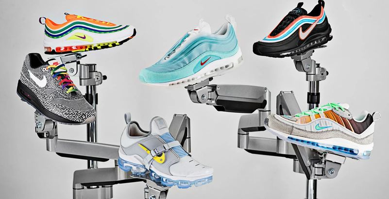 concour nike on air chaussure