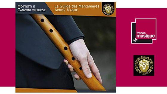 Mottetti E Canzoni Virtuose -  Guilde des Mercenaires (Interprète), Tartaglio/Fontana/Lasso/Cima (Compositeur)