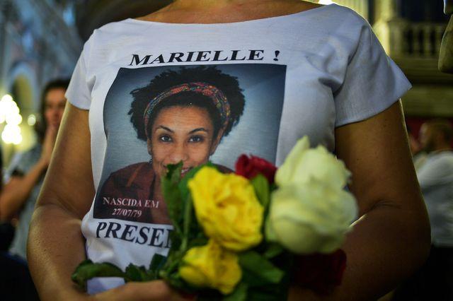 Jean Wyllys a du être placé sous protection policière après l'assassinat de la militante et femme politique Marielle Franco