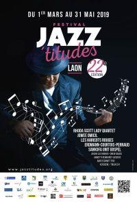 Affiche Jazz'Titudes 2019