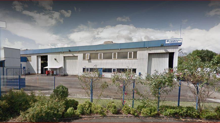 L'usine Sintertech (ex Férédal Mogul) à Oloron