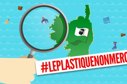 Le Plastique Non merci : la situation en Corse