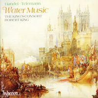Wassermusik de Telemann dirigée par Robert King