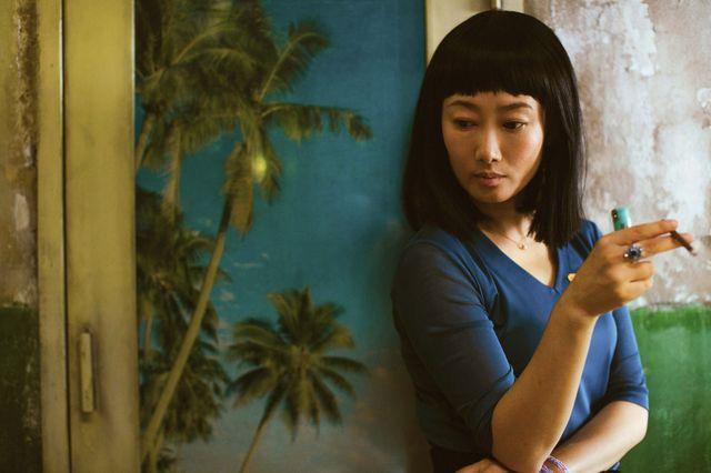"""L'actrice chinoise Zhao Tao, magnifique dans """"Les Eternels"""""""