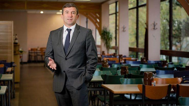 Eric Lepêcheur a annoncé sa candidature aux municipales de 2020 à St Jean-de-la Ruelle dès janvier