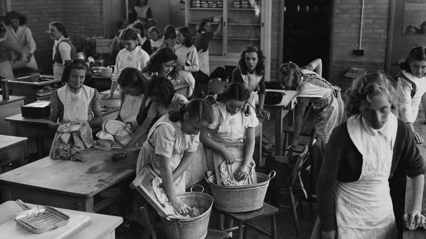 l'école ménagère