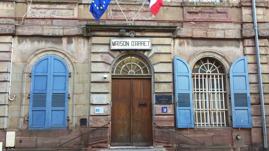 La maison d'arrêt de Belfort prend en charge 42 détenus actuellement