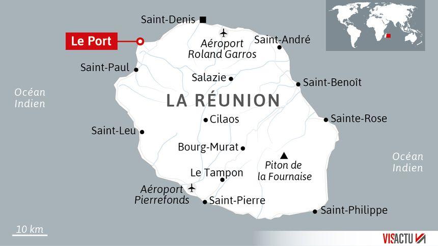 Triple infanticide à La Réunion.