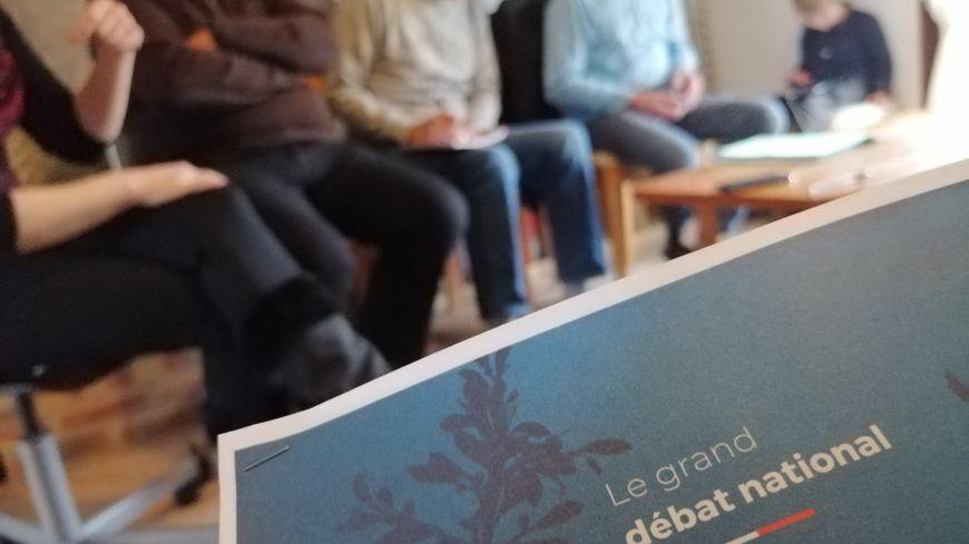 Avec 154 réunions, le Loiret a plutôt bien participé au grand débat national