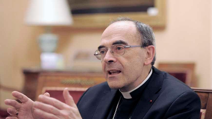 Philippe Barbarin est archevêque de Lyon depuis 2002.
