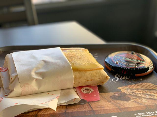 """Un """"Swiss tacos"""""""