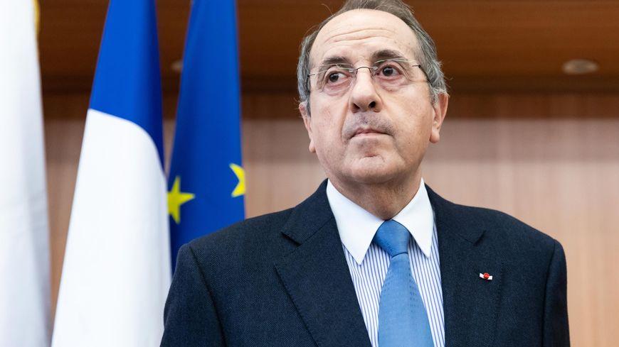 Michel Delpuech, ex préfet de police de Paris