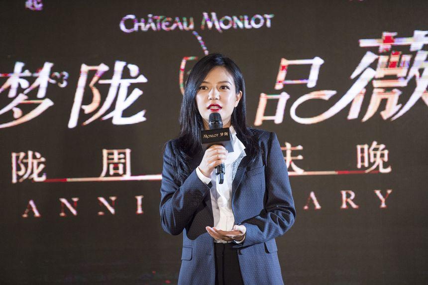 L'actrice chinoise Zhao Wei propriétaire du Château Monlot