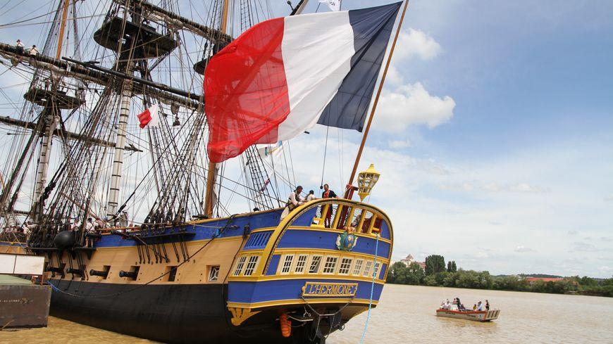 Normandie Liberté - Tournée de l'Hermione en Normandie 870x489_index