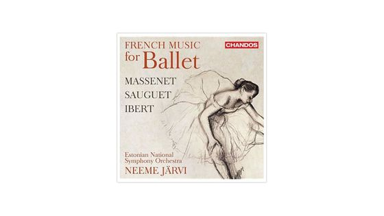 French music for ballet CHANDOS