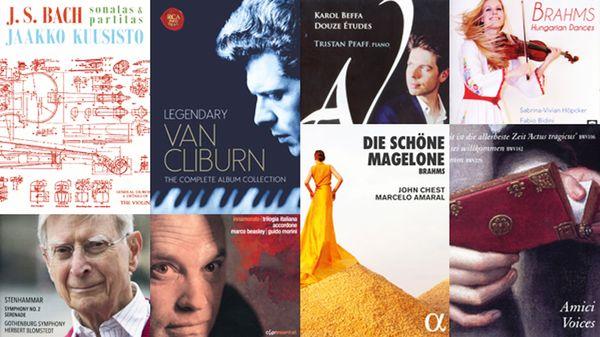 Le pianiste américain Van Cliburn