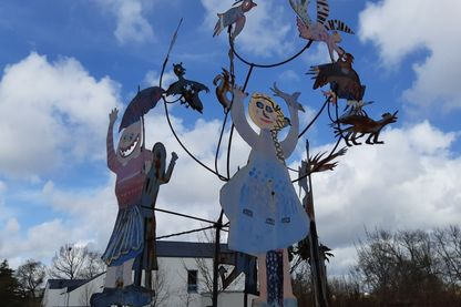 Le village d'enfants SOS de Sainte-Luce-sur-Loire, près de Nantes
