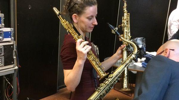 Jazz Bonus : Nāga - Alexandra Grimal