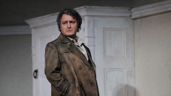 Ludovic Tézier dans La Forza del Destino de Verdi, Londres, 2019)