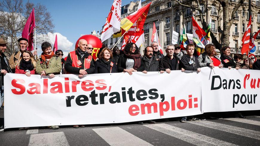 27303a44360 Ce nouvel appel à la grève intervient au lendemain d une journée de  mobilisation nationale