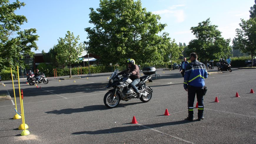 La gendarmerie du Cher accueillera plus de 220 motards pour un stage sécurité en mai prochain