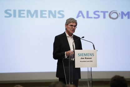 La commission européenne a rejetté la fusion Alstom-Siemens