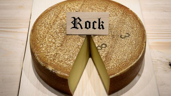 Du fromage affiné au rock de Led Zeppelin